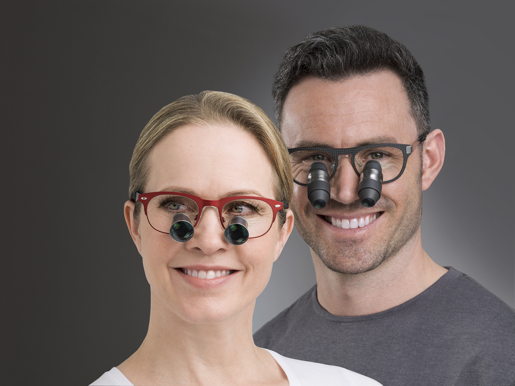 ExamVision Lupebriller