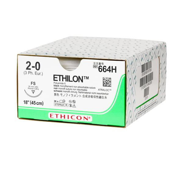 ETHILON (polyamid 6) Sutur