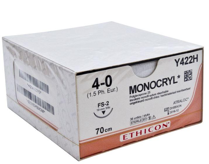 MONOCRYL (poliglekapron 25) Sutur