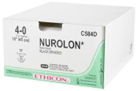 NUROLON Nylon Sutur
