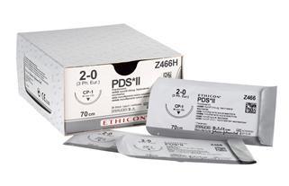 PDS II (polydioxanon) Sutur
